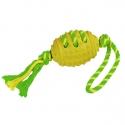 Ballon de foot avec corde 42 cm