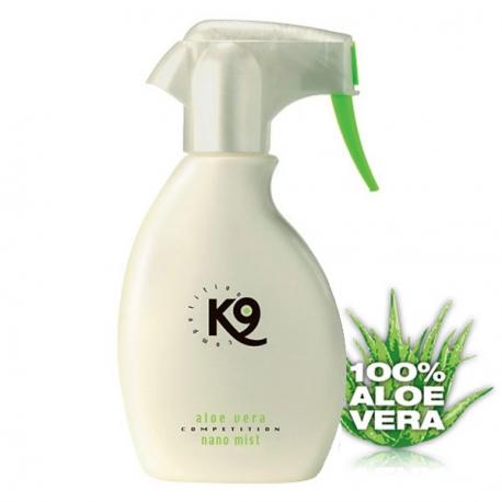 shampoing pour chien K9 Conditionneur Nano Mist ALOE VERA spray