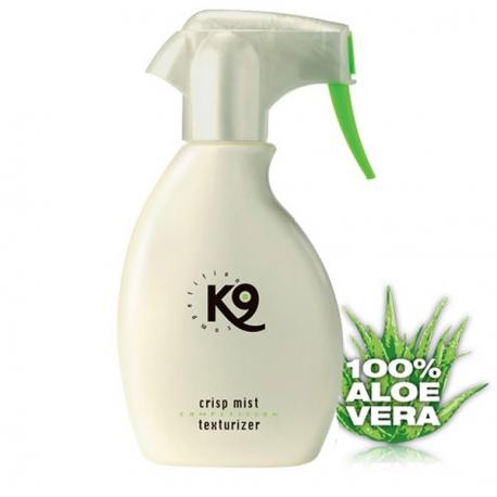 shampoing pour chien K9 spray Texture Crisp Mist 250ml