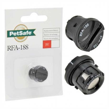 1 Pile RFA188 origine PetSafe