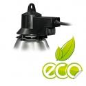 Support lampe chiot économiseur d'énergie