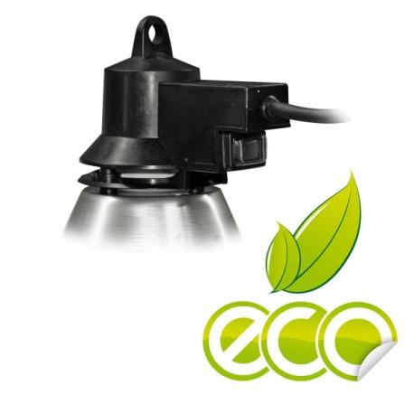 Support lampe chauffante avec economiseur